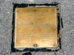 Ottakringer Straße 35, Gedenkstein